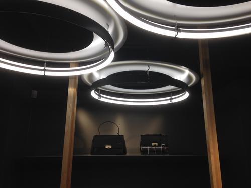The new Luxbag Helsinki boutique has opened in Pohjoisesplanadi